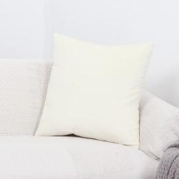 Funda de cojín de terciopelo de lujo funda de almohada amarillo oro blanco rosa azul negro gris hogar decorativo sofá cojines