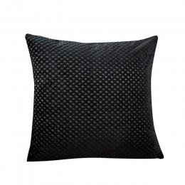 Funda De cojín 45x45cm funda De almohada decoración para el hogar funda para almohada De terciopelo gris para sala De estar Hous