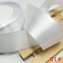 HL 5 metros 15/20/25/40/50mm cintas de satén de Color sólido boda caja de regalo decorativa cinta para envolver manualidades