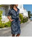 Vestido de camisa de manga larga de 2019 de verano de gasa Boho playa Vestidos casuales de mujer estampado a rayas vestido Mini