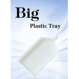 Nuevos accesorios de bordado y diamantes DIY 3D gran capacidad Placa de perforación bandeja de plástico Kits grandes regalo
