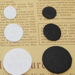 200 Uds. Tela de algodón no tejido 2cm redondas pequeñas piezas de paquete de patrones de costura para mascotas muñeca álbum de