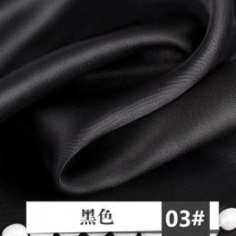 100cm * 150cm 23 colores sedas y Satins tela satén Color butilo seda caja de regalo forro tela Lieb para vestido satén fabricdis