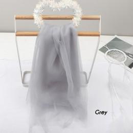 Tela de malla de tul de Nylon decoración de fiesta en casa para boda romántica fiesta gasa tela DIY niños vestidos materiales