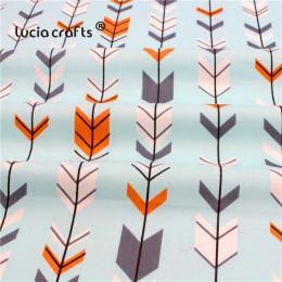 1 pieza de tela de algodón con estampado de dibujos animados para manualidades, tela de Patchwork para niños, Material I0302