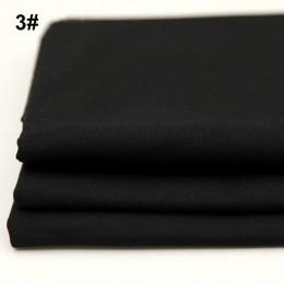 140CM * 50CM DIY mantel de tela de lino de algodón bordado de Color sólido para bordado de punto de cruz Patchwork artesanía hec