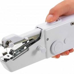 2019 Mini máquinas de coser portátiles puntadas costura ropa inalámbrica telas máquina de coser eléctrica conjunto de puntadas
