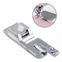 Gran oferta 1 Uds. Prensatelas enrolladas dobladillo para máquina de coser cantante Janome accesorios de costura