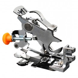 Hogar máquina de coser Ruffler prensador pie bajo mango plisado accesorio prensador pie máquina de coser Accesorios