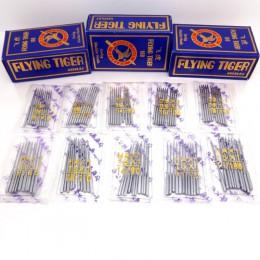 Alta calidad 10 Uds HA x 1.130/705 H, 15x1 agujas tamaño 9 11 12 14 16 18 para Singer Brother berlina pfaff elna janome