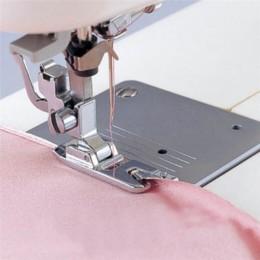 1 Uds. Prensatelas enrolladas dobladillo para máquina de coser cantante Janome accesorios de coser gran oferta