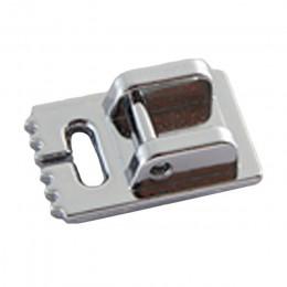 Inicio suministros 5/7/9 surcos máquina de coser pie hacer pliegues tanque prensado pies para Janome Singer etc accesorios de má