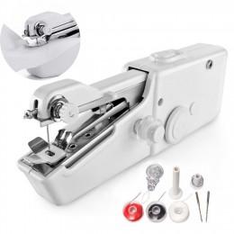 Máquina de coser eléctrica portátil, máquina de coser, costura, inalámbrico, máquina de coser de mano, juego de puntadas para te