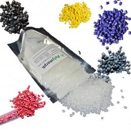 100g de polimorfo y 5 Kits de color de plástico moldeable Instamorph FORMA DE metamorfo cosa Plastimake termoplástico para afici
