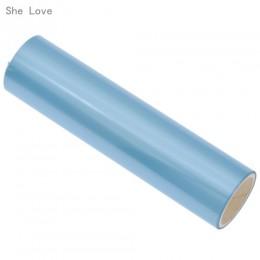 She Love 5M 1 rollo de papel de aluminio para estampado en caliente holográfica de transferencia de calor DIY manualidades