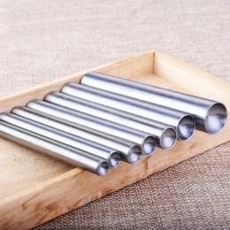 SETA abovedada a presión Ajuste de remache clavos de acero punzonadora herramienta de perforación de mano para artesanía de cuer
