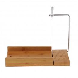 Cortador de jabón de madera herramientas de corte también para torta vela de chocolate cortador de alimentos cortador de pan mol