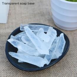 1 bolsa para hacer jabón a mano DIY Bases materia prima para fabricar jabón ir a la limpieza de espinillas transparentes Bases d