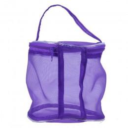 Bolsa de almacenamiento para lanas de punto bolsa de hilo de ganchillo para mujer