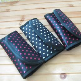 Bolso de agujas de punto de ola 1 Uds. Bolso de gancho de ganchillo portátil soportes de tejer accesorios de costura herramienta