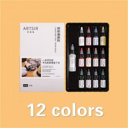 Pigmento de fibra textil pintura acrílica pintura impermeable diy zapatos material de ropa pintura de tinte graffiti color no se