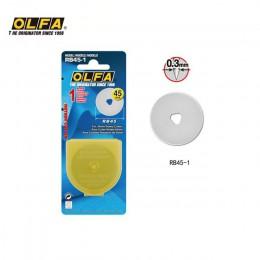 OLFA importa pequeño cuchillo curvo fresco cuchillo de corte de tela RTY-2/C agua azul rosa azul