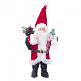 Adornos navideños para el hogar colgantes Navidad árbol de Navidad adornos muñeco colgante decoración artesanal proveedor regalo
