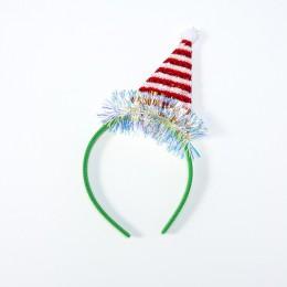Navidad diadema santa Año Nuevo 2020 decoraciones navideñas para niños niñas regalos diadema accesorios para el cabello suminist