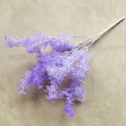 33cm Flor de escarcha artificial Flor de hielo rime boda decoración sueño diseños de escenas de boda flor fiesta decoración del