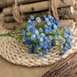 Pequeña Margarita Artificial Camelia Pu pegamento suave flores de plástico para fiesta de decoración del hogar accesorios de bod