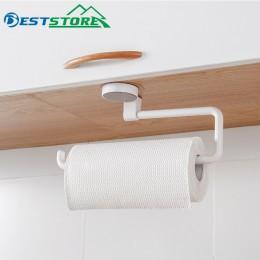 Soporte para papel de cocina Sticke Rack Roll Holder for Bathroom toallero estantería paredes Decoracion organizador de estante
