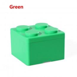 1 Pza caja de almacenamiento creativa Vanzlife bloques de construcción formas de plástico ahorro de espacio caja sobrepuesta esc