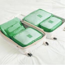 Gran oferta bolsa de almacenamiento organizador de viaje conjunto de bolsas organizadoras de ropa bolsa maleta hogar bolsas para