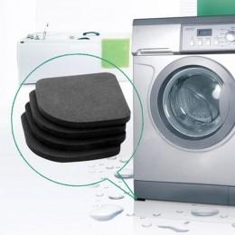 Almohadillas anti golpes de alta calidad para lavadora, almohadillas antideslizantes, almohadillas anti vibración para frigorífi