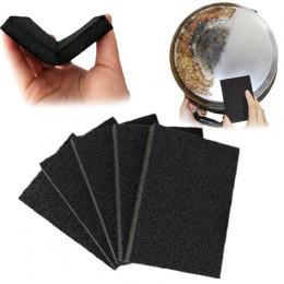 5 unids/lote esponja de melamina cocina nano esmeril esponja limpiadora mágica olla excepto esponja de limpieza de óxido para el
