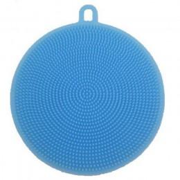 Plato caliente de silicona/Olla/plato de lavado cepillo antibacteriano sin moho cocina herramientas de limpieza del hogar