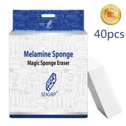 100/40/20/10 Uds. Limpiador de goma de melamina de esponja de limpieza mágica de alta calidad Nona, accesorios de cocina de baño