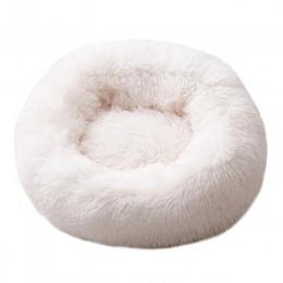 Cama de perro súper suave lavable perrera larga de felpa profunda Casa de perro para dormir esterillas de terciopelo sofá para p