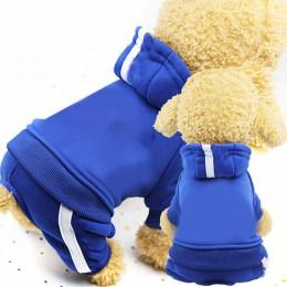 Ropa de primavera para perros, ropa para perros, Mono para mascotas, ropa para perros, abrigo para perros, ropa gruesa para perr