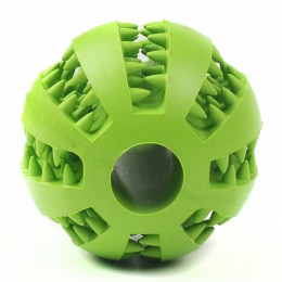 Juguetes Para Mascotas Sof juguetes para perros juguete pelota interactiva, divertida y elástica juguete para masticar perros pa