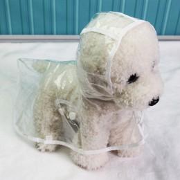 Impermeable capas impermeables transparentes XS-XL perro impermeable Primavera Verano ropa ligera para perros accesorios para ma