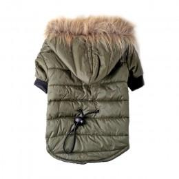 Pawstrip XS-XL caliente perro pequeño perro ropa de perro de invierno abrigo chaqueta cachorro ropa de Chihuahua perro yorkie ro