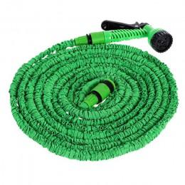 Venta caliente 25-175FT manguera expandible manguera Flexible de agua de jardín para tubo manguera para coche conector de riego