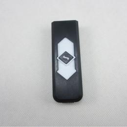 1 Pza a prueba de viento buen regalo sin llama USB encendedor de carga a prueba de viento encendedores de cigarrillos electrónic