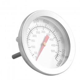 50-500 Celsius Acero inoxidable barbacoa parrila ahumadora para barbacoa termómetro medidor de temperatura termómetro para horno