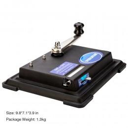 Máquina de laminación para cigarrillos eléctricos automáticos máquina de laminación inyector de tabaco rodillo herramienta de fu