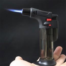 Barbacoa cocina soldadura antorcha encendedor butano Jet Gas encendedor Turbo pistola pulverizadora portátil 1300 C a prueba de