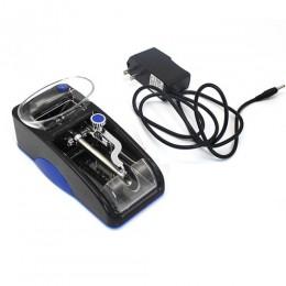 Profesional 1 pieza eléctrica fácil máquina automática para liar cigarrillos tabaco inyector fabricante rodillo herramienta port