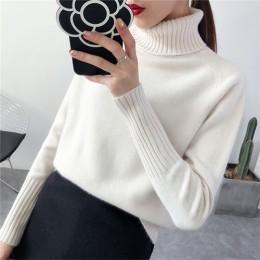 Surmiitro suéter femenino 2019 Otoño Invierno cachemir tejido mujeres suéter y Jersey femenino Tricot Jersey Jumper Pull Femme