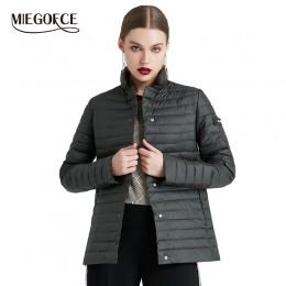 Miegfce 2019 nueva colección de Primavera de chaqueta con estilo Parka a prueba de viento para mujer chaqueta de primavera para